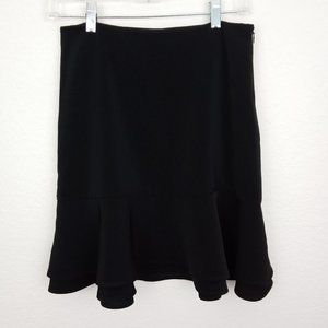 White House Black Market Mermaid Layered Skirt 2